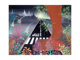 I Hope the Jungle Never Dies Giclee Print by Herbert Hofer