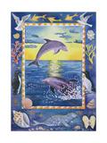 Dolphin, 1999 Giclee Print by Vivika Alexander