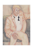 David, 1998 Giclee Print by Stevie Taylor