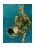 Rescued, 1997 Giclee Print by Stevie Taylor