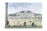 Kenwood House Giclee Print by Gillian Lawson