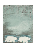 Polar, 1997 Giclee Print by Jeanette Korab