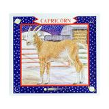 Capricorn Giclee Print by Catherine Bradbury