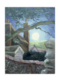 Harvest Moon, 1996 Giclee Print by Cristiana Angelini