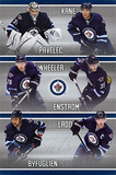 Winnipeg Jets Team Posters