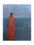 Red Lady, 2003 Giclee Print by Sue Jamieson