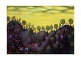 Fall, 1981 Giclee Print by Tamas Galambos