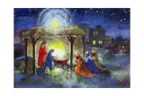 The Adoration of the Magi Giclee Print by Stanley Cooke