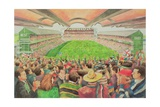 Twickenham: the Pilkington Cup Final, 1992 Giclee Print by Gareth Lloyd Ball