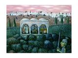 Bethlehem, 1981 Giclee Print by Tamas Galambos