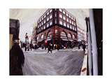Turn Left for Neal Street, 1998 Giclee Print by Ellen Golla