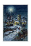 The Midnight Service Giclee Print by Stanley Cooke
