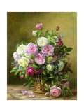 Roses Giclee Print by Albert Williams
