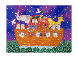 Christmas Ark, 1999 Giclee Print by Cathy Baxter
