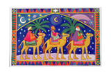 We Three Kings, 1996 Giclee Print by Cathy Baxter