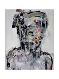 Stephen Finer - Portrait of David Bowie, 1994 - Giclee Baskı