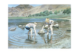 Blea Tarn Summer, 1987 Giclee Print by John Cooke