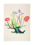 The Inner Garden Giclee Print by Carmen Gracia