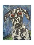 Dog 1, 1994 Giclee Print by Geoffrey Robinson