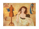 The Couturiers, 1996 Giclee Print by Patricia O'Brien