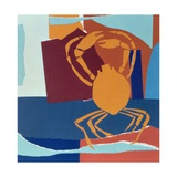 Spider Crab Giclee Print by John Wallington