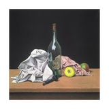 The Green Bottle, 1950 Giclee Print by Tristram Paul Hillier