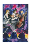 Trio, 1998 Giclee Print by Hilary Rosen