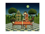 Moonlight Magician, 1979 Giclee Print by Anthony Southcombe