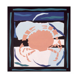 Crab Giclee Print by John Wallington