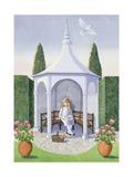 Summer House Giclee Print by Lavinia Hamer