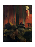 The Music Hall, 1889 Giclee Print by Walter Richard Sickert