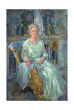 Her Majesty the Queen, 1996 Giclee Print by Susan Ryder
