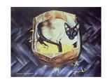 Mustdi 1983 Giclee Print by Sandra Lawrence