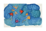 Fish, 1999 Giclee Print by Alexandra Cowan