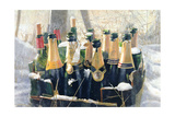 Boxing Day Empties, 2005 Giclee Print by Lincoln Seligman