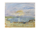 St. Martin's Bay, Scilly Isles, 1996 Giclee Print by Patricia Espir
