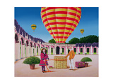 The Balloonist, 1986 Giclee Print by Anthony Southcombe