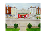 Cinematograph Theatre Giclee Print by Mark Baring