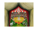 The Circus, 1979 Giclee Print by Mark Baring