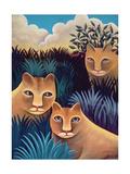 In the Bush Giclee Print by Jerzy Marek