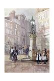 Aldgate Pump Giclee Print by John Sutton