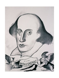 William Shakespeare (1564-1616), 1994 Giclee Print by Jacob Sutton