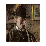 The Juvenile Lead (Self Portrait), 1907 Giclee Print by Walter Richard Sickert