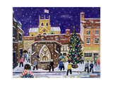 The Spirit of Christmas Giclee Print by William Cooper