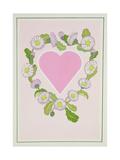 Daisy Valentine Giclee Print by Lavinia Hamer