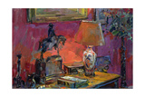 Still Life with Wellington, 1998 Giclee Print by Susan Ryder