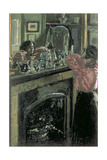The Mantelpiece, C.1907 Giclee Print by Walter Richard Sickert