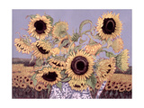Sun Queen, 1995 Giclee Print by Lillian Delevoryas