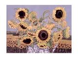 Sun Queen, 1995 Giclee Print by Lillian Delevoryas