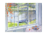 The Lavender Bowl Giclee Print by Timothy Easton